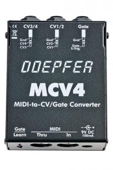 Doepfer MCV4 MIDI-to-CV Interface