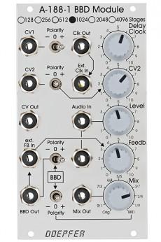 Doepfer A-188-1B BBD 1024 Stages