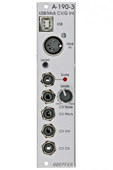 Doepfer A-190-3 USB/MIDI-to-CV/Gate Interface