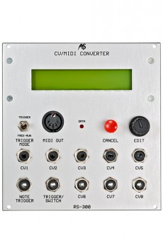 Analogue Systems RS-300 CV-to-MIDI