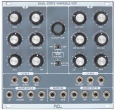 ACL - Dual State Variable VCF