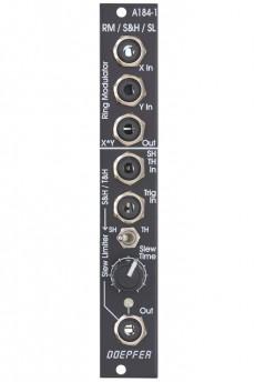 Doepfer A-184-1 RM/S&H/T&H/Slew Limiter Vintage Version
