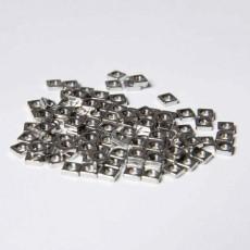 Frap Tools Square Nuts Pack 100 pcs