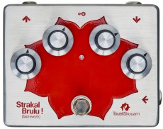 TouellSkouarn Strakal Brulu Germanium Fuzz Pedal