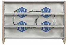 ACL - Eurorack Case 9U 126HP standing (vertical)