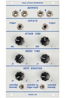 Catalyst Audio Model 180 Dual Attack Generator
