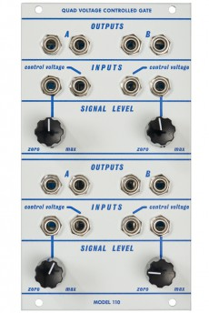 Catalyst Audio Model 110 Quad Gate