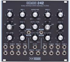 AJH Gemini 2412 Dual SVF black