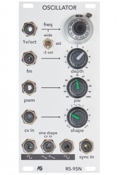 Analogue Systems RS-95N VCO (Dual Bus)