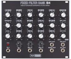 AJH FFB914 Fixed Filter Bank Dark Edition