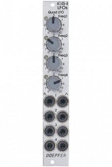 Doepfer A-145-4 Quad LFO