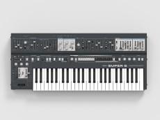 UDO Audio Super 6 Keyboard black