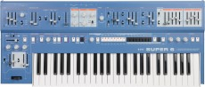 UDO Audio Super 6 Keyboard blue